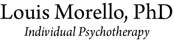 Dr. Louis Morello, Ph.D. Logo